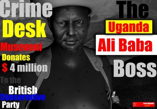 yoweri museveni,uganda,africa,dictators