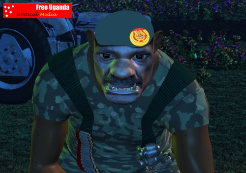 Gen David Sejusa,David Sejusa,David Tinyefuza,Gen David Tinyefuza,Free Uganda,Uganda,Yoweri Museveni