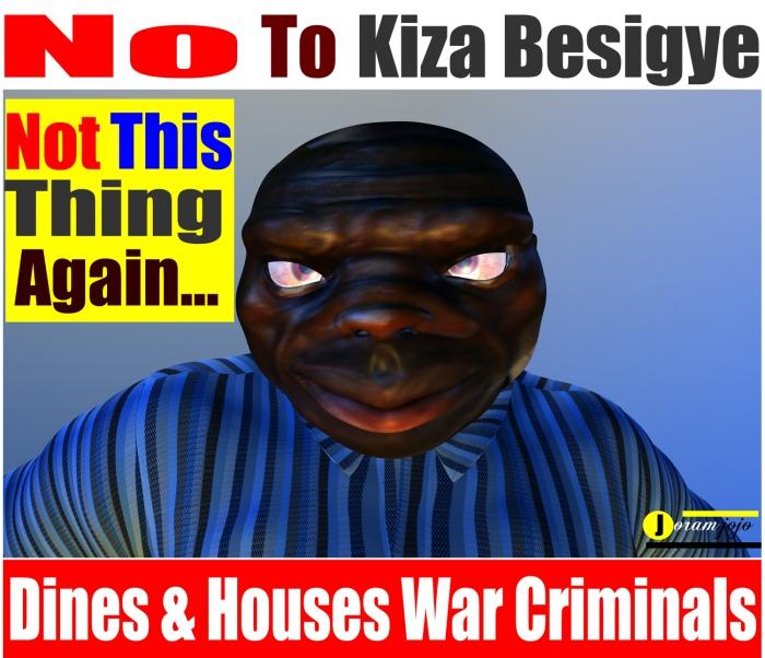 kiza besigye,fdc,uganda,uganda elections,besigye,kifefe,winnie byanyima